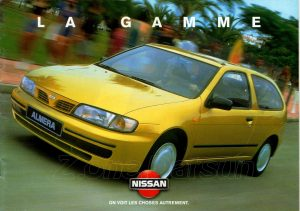 GAMME NISSAN FRANCE 1995893