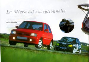 GAMME NISSAN FRANCE 1995894