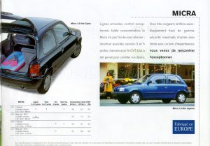 GAMME NISSAN FRANCE 1995895