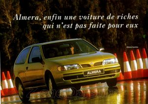 GAMME NISSAN FRANCE 1995896