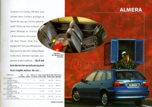 GAMME NISSAN FRANCE 1995897