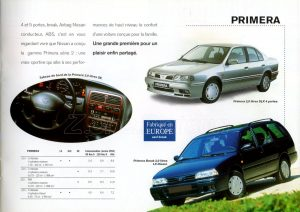 GAMME NISSAN FRANCE 1995899