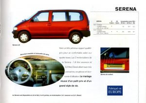 GAMME NISSAN FRANCE 1995901