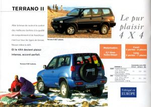 GAMME NISSAN FRANCE 1995902