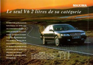 GAMME NISSAN FRANCE 1995907