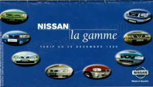 GAMME NISSAN FRANCE 1999878