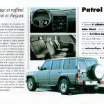 NISSAN gamme 4x4 1992002
