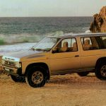 NISSAN gamme 4x4 1992003
