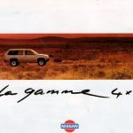 NISSAN gamme 4x4 1992995