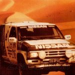 NISSAN gamme 4x4 1992996
