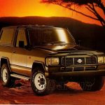 NISSAN gamme 4x4 1992998