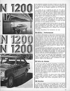ESSAI DATSUN 1200 1972104