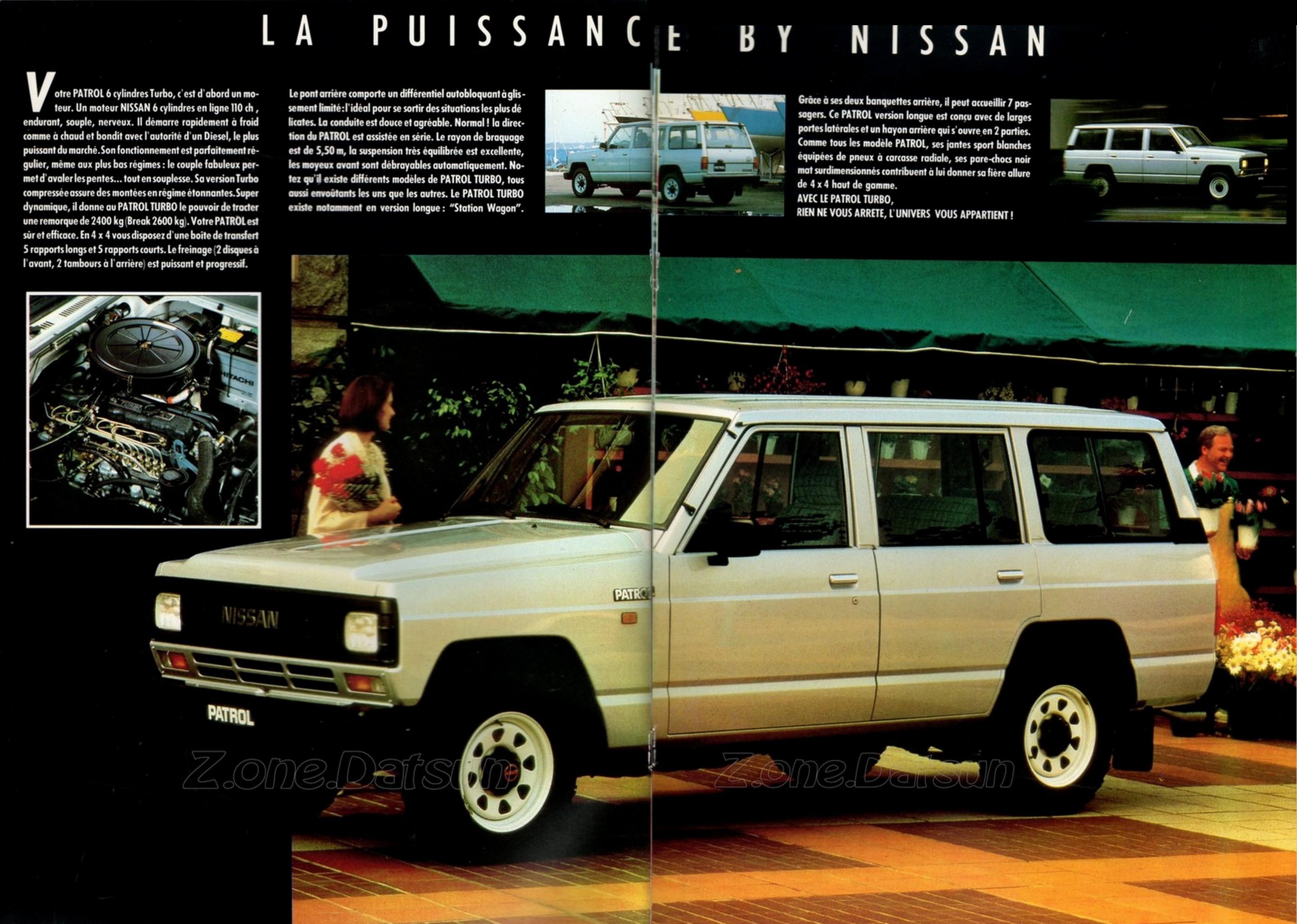 Nissan Patrol Fr