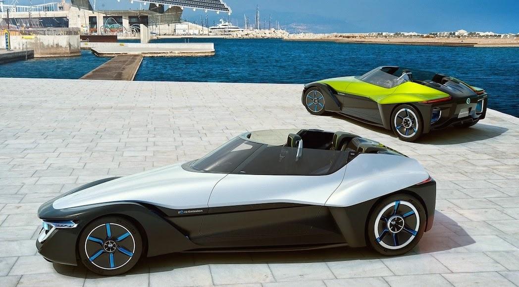 L'attribut alt de cette image est vide, son nom de fichier est 5-Nissan-BladeGlider_Concept_2013.jpg.